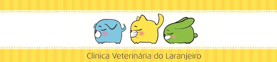 Logo da Clínica Veterinária do Laranjeiro
